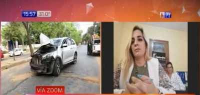 Tribunal revoca arresto domiciliario a conductora que arrolló y mató a una joven