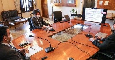 La Nación / Reafirman compromiso de fortalecer la gestión de riesgos fiscales