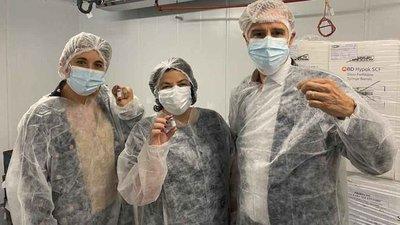 Un laboratorio argentino ya fabricó 21.000 dosis de la vacuna Sputnik V y comenzará en junio la producción masiva