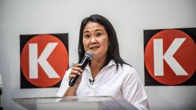 Keiko Fujimori exige a Evo Morales no opinar sobre comicios en Perú