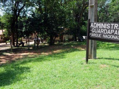 Parques nacionales, cerrados hasta el 26