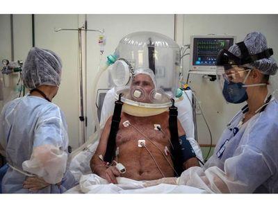Brasil ya tiene la tasa de mortalidad más alta de América