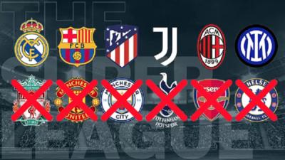 Superliga: Los motivos de la retirada de los equipos ingleses