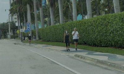 Foto de Villamayor haciendo caminatas en Miami genera indignación