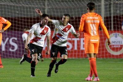 Always Ready y su primer triunfo en Copa Libertadores