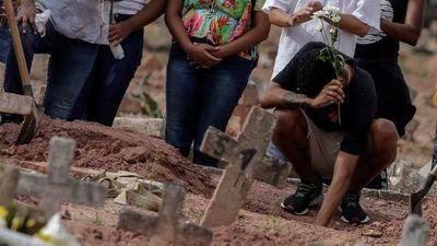 Brasil ya tiene la mayor tasa de mortalidad por COVID-19 de todo América