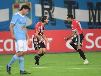 Sao Paulo gana de visitante en la Copa Libertadores después de seis años