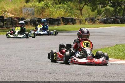 Campeones de Karting podrán experimentar la F4 Argentina
