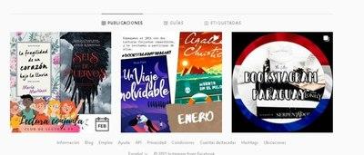 Bookstagram Paraguay, un refugio literario en la red