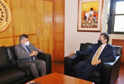 Industria automotriz e hidrovía: Paraguay y Argentina trabajarán en una agenda en común de integración regional