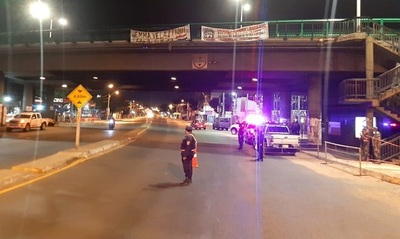 La Policía verifica cumplimiento de Decreto sobre medidas sanitarias en locales nocturnos en Asunción