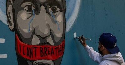 La Nación / George Floyd, un afroestadounidense devenido en icono mundial antirracismo