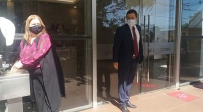 Fiscalía allana el Banco Atlas por el caso Conmebol
