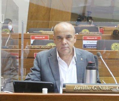 Bachi Núñez defiende modificación del proyecto que destina fondos socioambientales para Salud