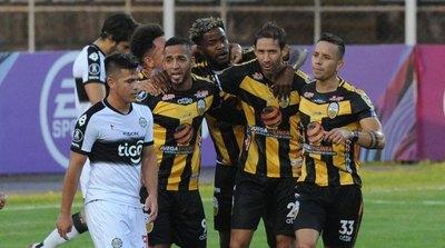 Olimpia, sin victorias en su debut en Libertadores desde el 2002