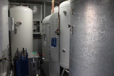 Gobierno posibilita la puesta en funcionamiento de Planta de Oxígeno para asegurar la provisión de oxígeno a los hospitales