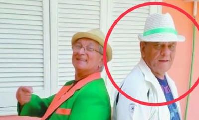 """Fallece el popular humorista Crispín """"Floripón"""""""