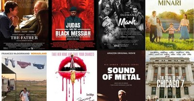 La Nación / Los ocho aspirantes al Óscar a mejor película