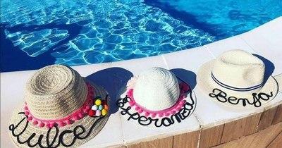 La Nación / Emprendedores LN: personalizaba sombreros como hobbie, hoy es una tienda que proyecta exportar