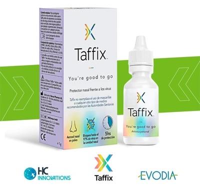 Nasus Pharma anuncia efectividad del aerosol nasal Taffix contra el coronavirus