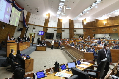 Covid-19: Sancionan ley que destina fondos sociales de binacionales para compra de medicamentos