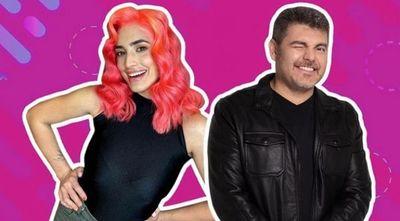 Kassandra Frutos ya no sigue con Luis Bareiro en Tv