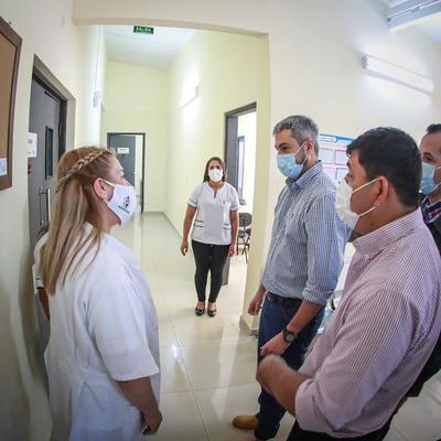 Ejecutivo inaugura tres USF en San Pedro y brinda importante soporte a la medicina preventiva
