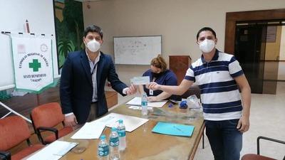 Caazapá: Concejos Locales de Salud reciben Fondos de Equidad