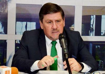 Llano confía en que Abdo promulgará ley para uso de fondos de binacionales