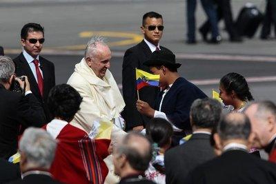 El papa Francisco visitará Ecuador, por segunda vez, para el 2024