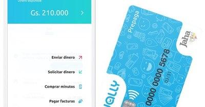 La Nación / Lanzan hoy nueva tarjeta prepaga Wally Jaha 2en1