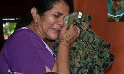 Aprueban pensión graciable para Doña Obdulia, madre de Edelio Morínigo