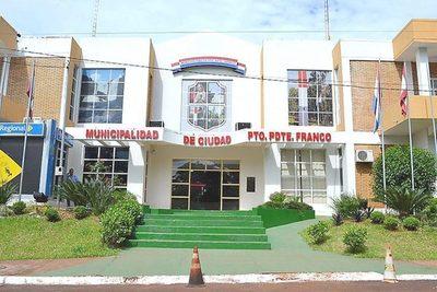 Presidente Franco tiene cinco precandidatos a la Intendencia