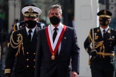 """El presidente de Perú descartó un confinamiento total a pesar de la crítica situación ya que el país """"no está preparado"""""""