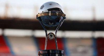 Libertad y River Plate, en simultáneo por la Sudamericana
