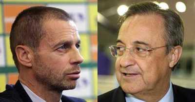 La venganza de la UEFA por la Superliga: ¿Dejar al Real Madrid sin Champions League?