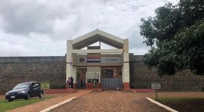 Penitenciarías de Encarnación y Emboscada libres de COVID