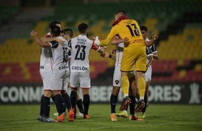 Cerro y una victoria en Colombia que tardó 18 años en repetirse