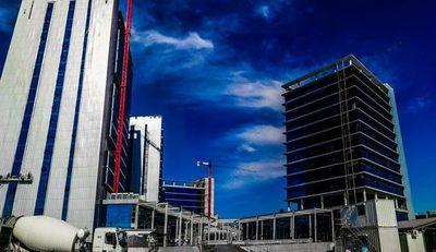Nuevas oficinas estatales en tramo final