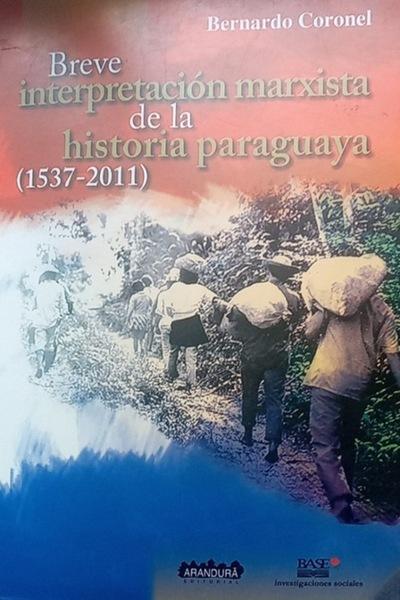Filtro Marx a la historia parawayensis