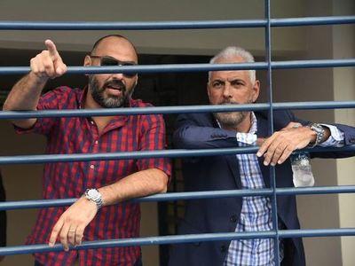 """Zapag, sobre Elizondo: """"No sé como está todavía en Paraguay"""""""