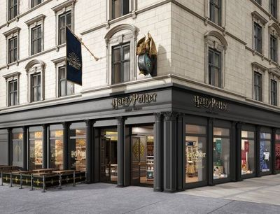 Mirá cómo será la tienda de Harry Potter en Nueva York