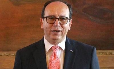 Otorgan acuerdo constitucional a Manuel María Cáceres como director de Itaipu