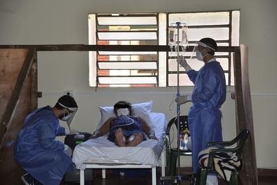 CIMEE recibe a pacientes Covid-19 en la última etapa de la enfermedad