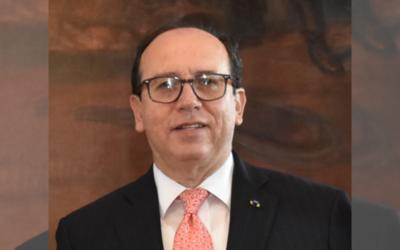 Senado otorga acuerdo y Manuel Cáceres queda confirmado al frente de Itaipú