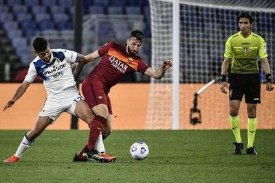 Atalanta empata en Roma y recupera el tercer puesto en Italia