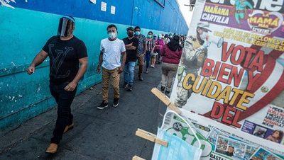 ¿Castillo o Fujimori? El 49 por ciento de peruanos sigue indeciso