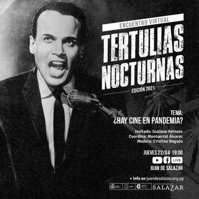 Tertulias Nocturnas: «¿Hay cine en pandemia?»
