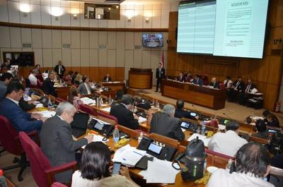 Cámara de Senadores aprueba creación del municipio de Nueva Asunción
