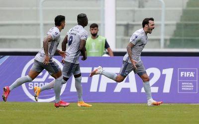Emelec vence a Talleres en Córdoba por Grupo G de Sudamericana